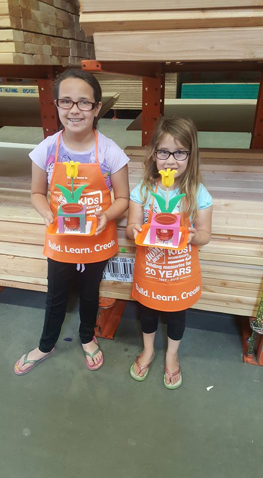 Home Depot Craft