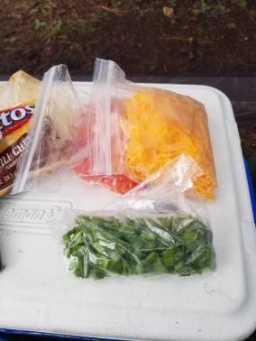 Camping Taco Salad