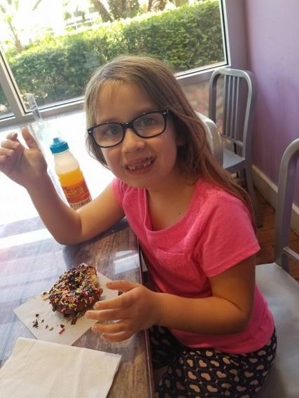 Makaylah Fractured Prune
